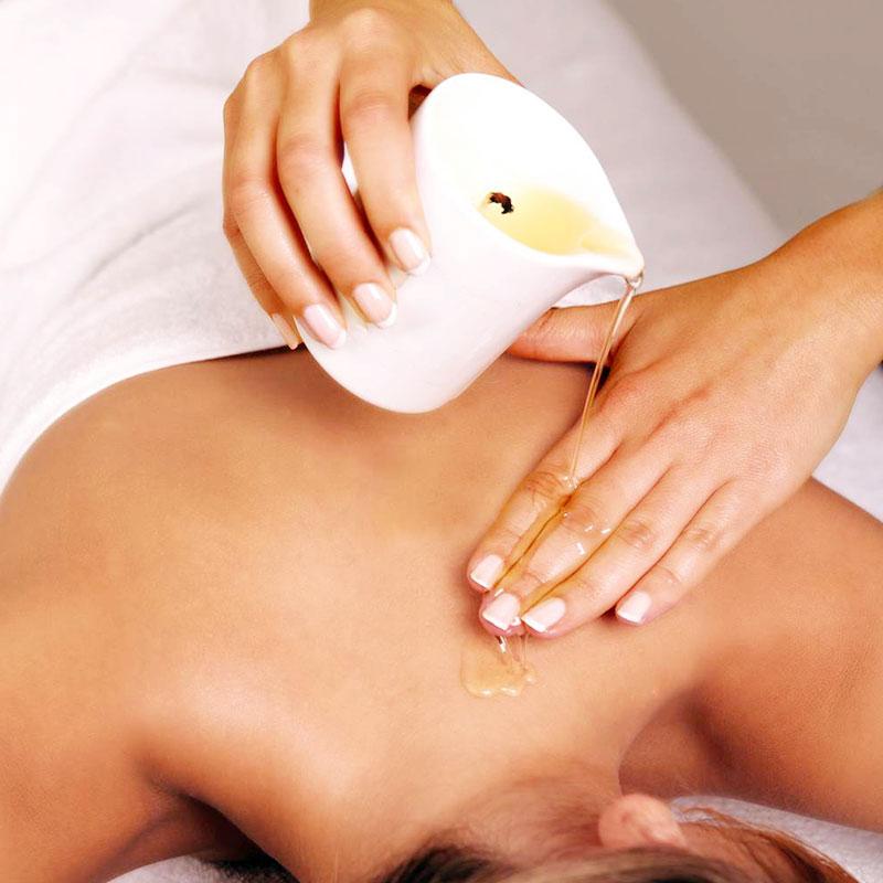 candel-massage